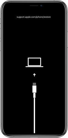iPhone恢復模式卡住