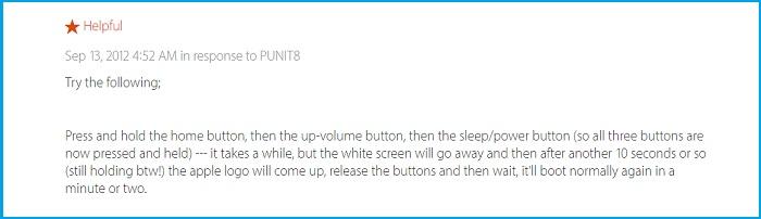 同時按住三個按鈕