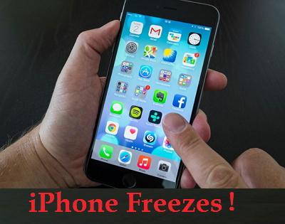 iPhone更新卡住