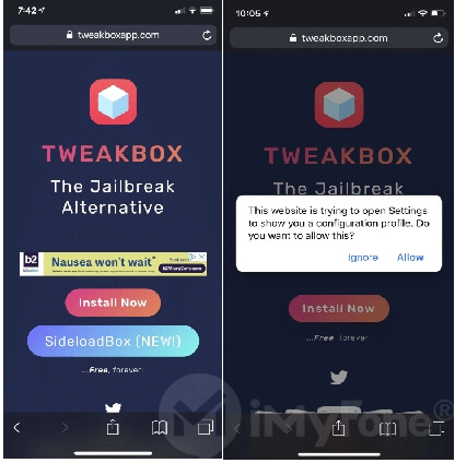 下載tweak box