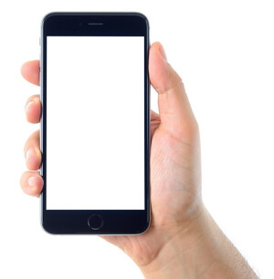 iPhone白屏