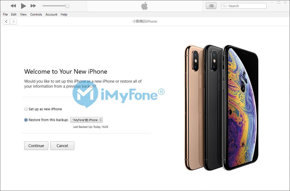 設置iPhone為新設備