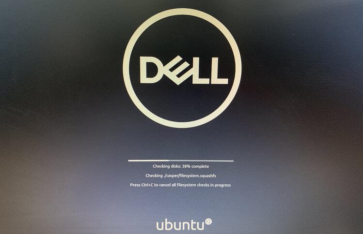 檢查Ubuntu系統文件