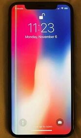 iphone螢幕出現一條線