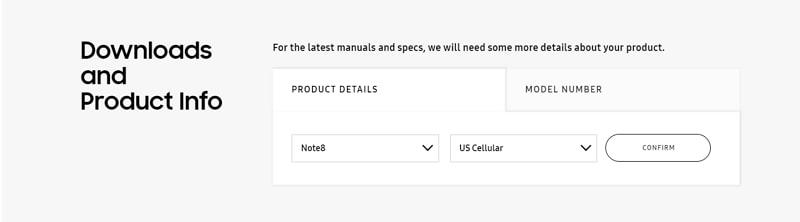 輸入產品信息