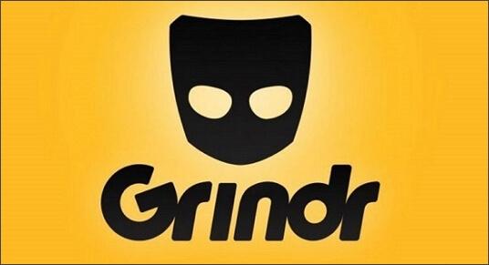 Grindr的 Logo