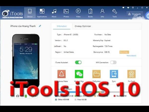 itools不支持iOS 13