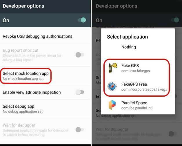 選擇安卓設備位置虛擬app