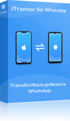 iMyFone iTransor for WhatsApp