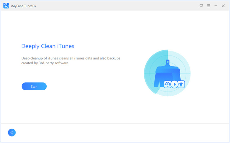 深層清潔iTunes
